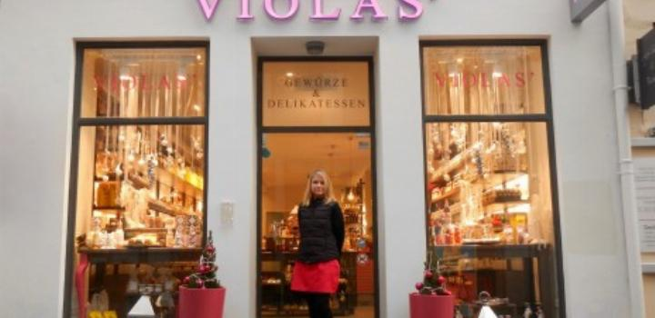 Viola's Gewürze & Delikatessen is now open in Lübeck!