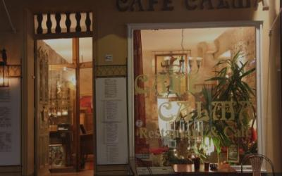 Café Calma has new opening hours